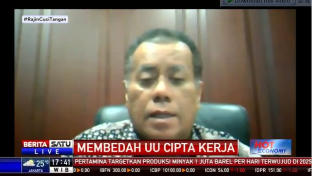 Jokowi Ubah Statuta UI, YLBHI: Ari Kuncoro Aktor Penting Muluskan Omnibus Law