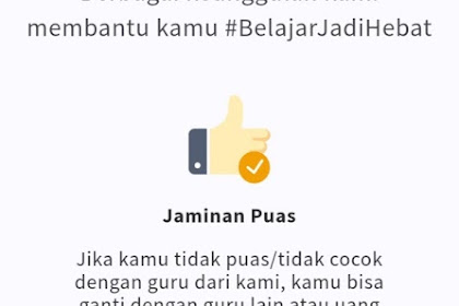 Review Ruang Less Ruang Guru 2020