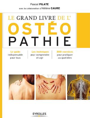 Télécharger Le grand livre de l'ostéopathie pdf
