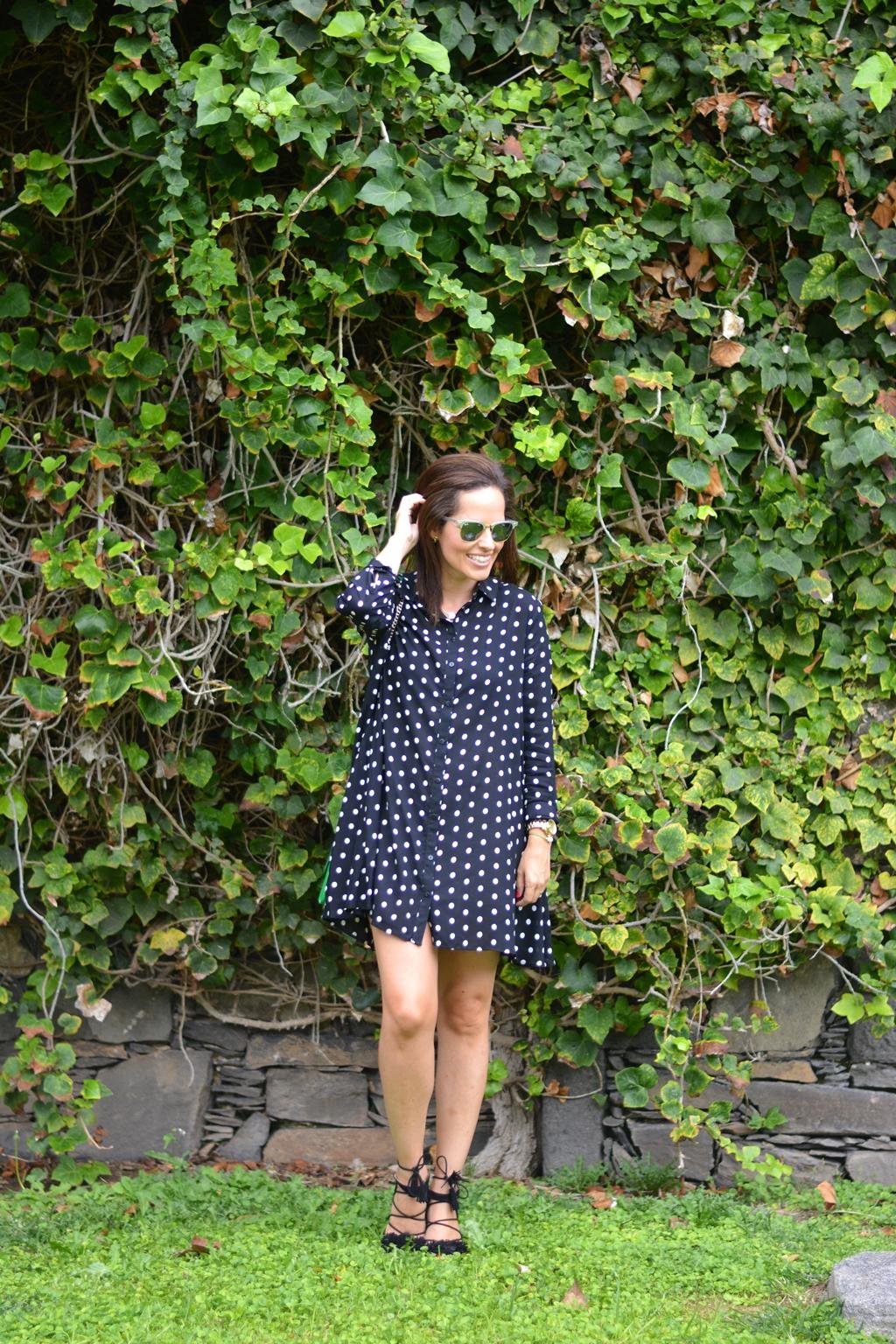 look-con-vestido-de-zara-outfit-street-style