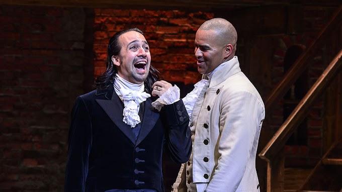 Dlaczego Hamilton film jest lepszy od wersji scenicznej (a dlaczego nie jest)