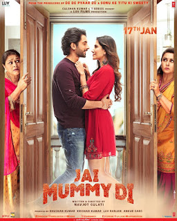 Download Jai Mummy Di (2020) Full Movie HDCAMRip 480p