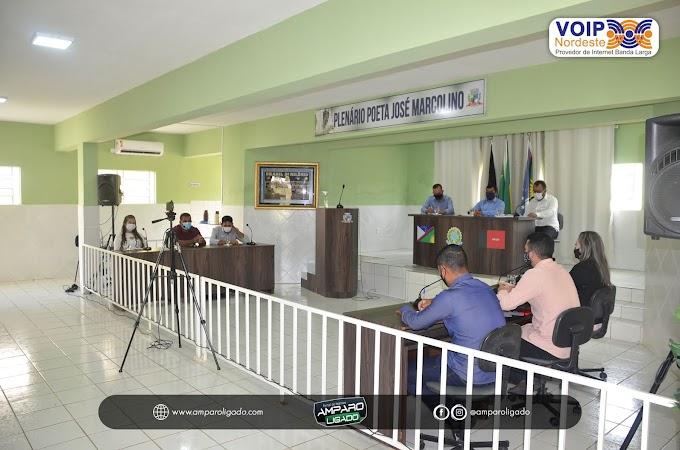 Em sessão movimentada, vereadores amparenses aprovaram projetos, indicações e requerimentos
