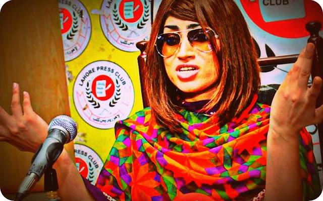 Selebriti Medsos di Pakistan, Qandeel Baloch Tewas Dibunuh Secara Terhormat oleh Kakaknya