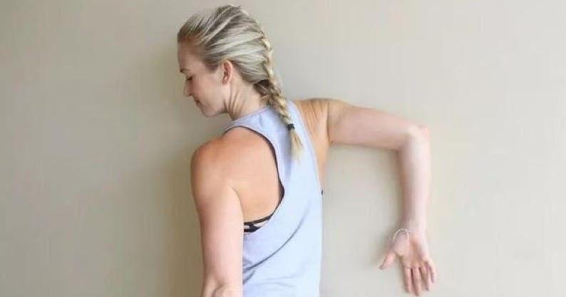肩部僵硬打不開? 博士教你6個「拉開肩關節的方法」暢通百脈不再頂扣扣!