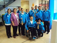 Echipa romaneasca paralimpica