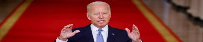 China To Work Out Arrangement With Taliban, Says Biden