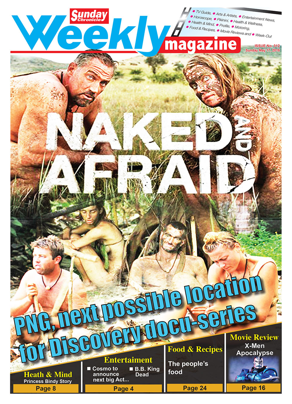 Naked And Afraid Series