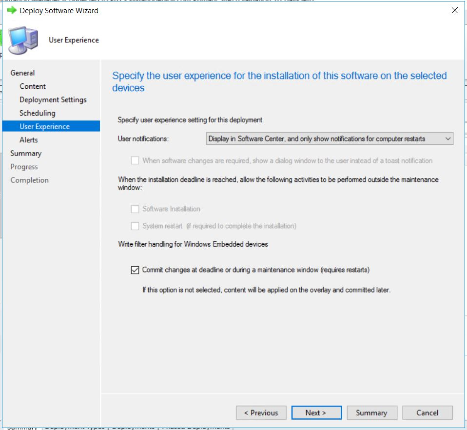 Deploy Windows Sandbox through SCCM for standard user - Syst & Deploy