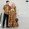 Couple Batik Kenanga