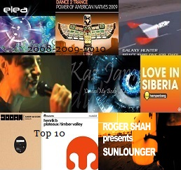 2008-2009-2010 Top 10 zene