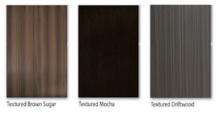 Sterling Furniture Finish Swatches