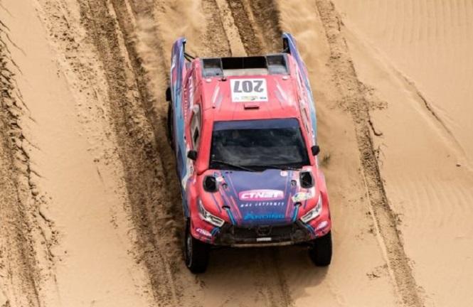 El sanrafaelino Lucio Álvarez ganó el Rally de Kazajistán
