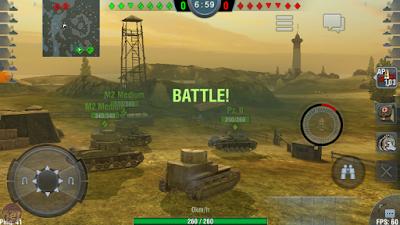 Download World of Tanks Blitz v3.0.0.376
