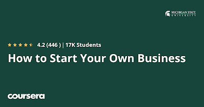 How to Start Your Own Business Specialization Review