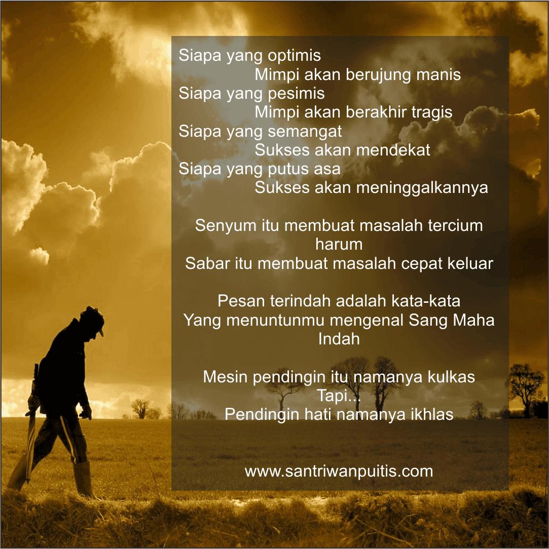 Puisi Motivasi 5 Contoh Puisi Motivasi Untuk Sahabat