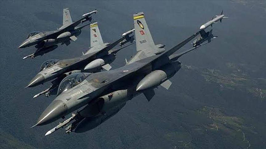 Kuzey Irak'ta 2 terörist daha etkisiz hale getirildi
