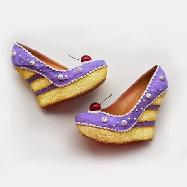 Cupcake Heels Shoes