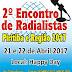 II Encontro de Radialistas de Piritiba e Região