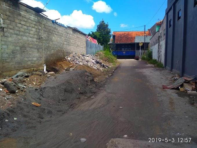 Tanah Strategis Murah di Jl HOS Cokroaminoto, Barat Malioboro Jogja
