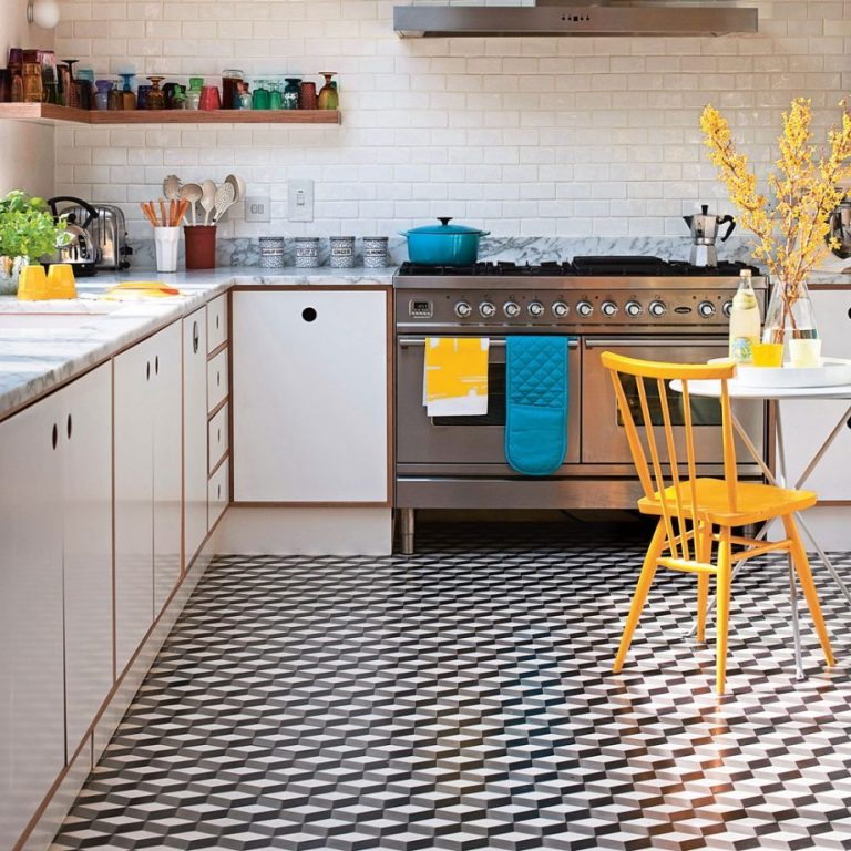 Beautiful Kitchen Flooring Ideas