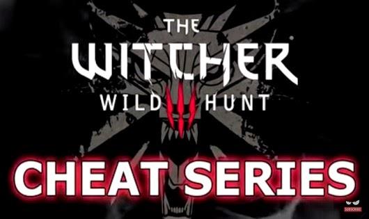Cheat The Witcher 3 Wild Hunt Terbaru untuk PC