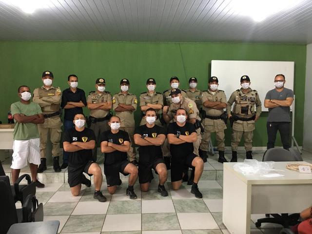 ARAGUATINS: Sargento Marimar completa 30 de serviços prestados na PMTO e recebe homenagens da família e colegas de serviço