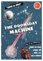 Póster película Doomsday Machine
