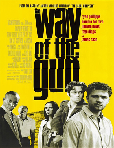 Ver Secuestro infernal (The Way of the Gun) (2000) Online
