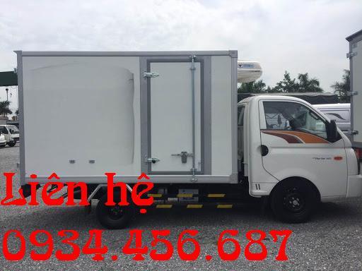 Hyundai H150 đông lạnh hạ tải