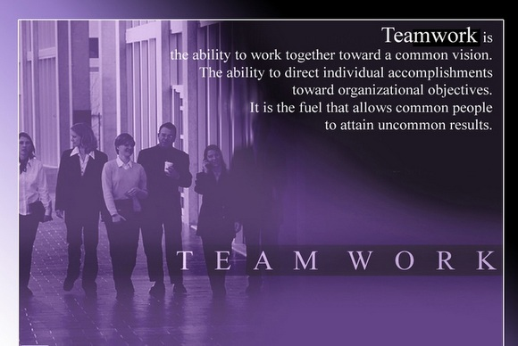 Inspirational Teamwork Quotes And Sayings. QuotesGram