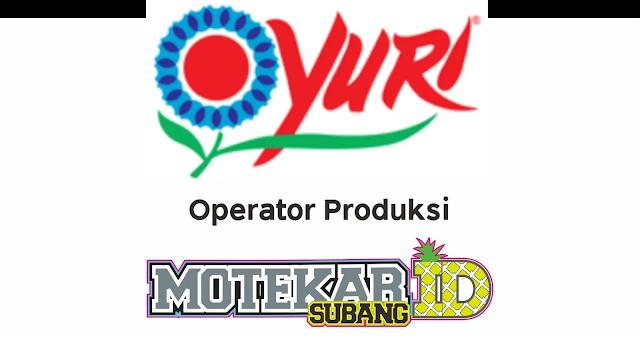 Lowongan Kerja PT Joenoes Ikamulya (YURI) Februari 2021 - Motekar Subang