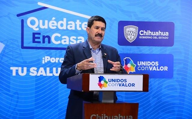 Solicitan al Ejecutivo de Chihuahua transparentar recursos para apoyar emergencia sanitaria