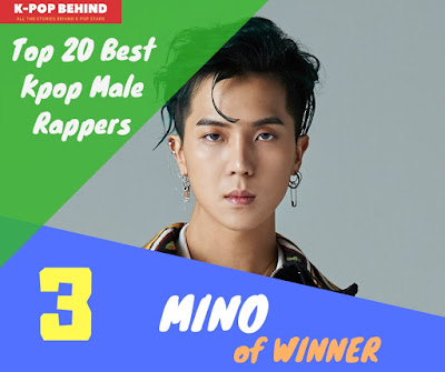 Song Minho of WINNER
