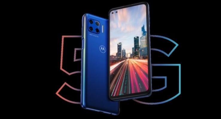 Moto G 5G Plus, Smartphone 5G Murah dari Motorola