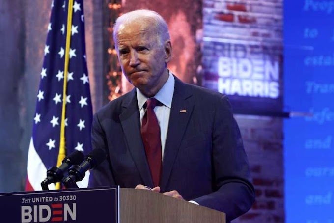 Joe Biden Nominated For Nobel Peace Prize, Joining Trump, Putin