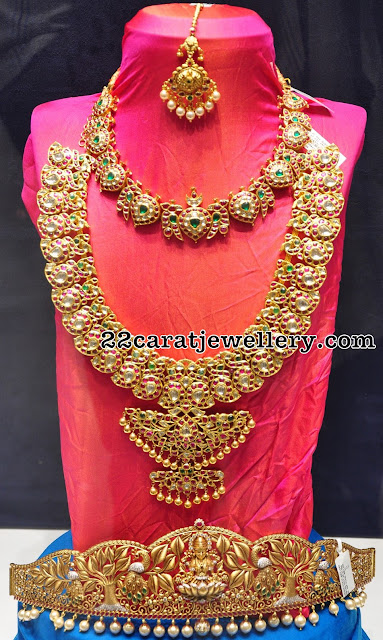 Mango Mala Short Necklace by PMJ
