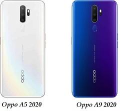 Perbandingan harga Oppo A5 dan A9