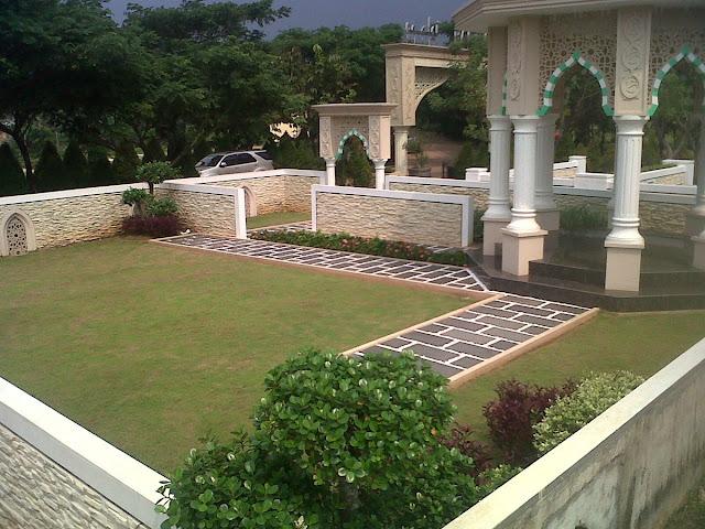 The Royal Zone - salah satu kavling ekslusif yang disediakan oleh Al-Azhar Memorial Garden