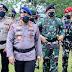 Kapolri dan Panglima Motivasi Seluruh Personel TNI-Polri Yang Bertugas Jaga Kamtibmas di Papua
