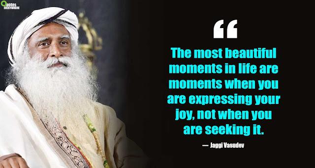 Jaggi Vasudev Quotes