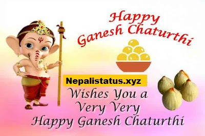 Happy ganesh chaturthi Status or shayari in hindi