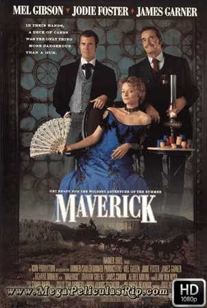 Maverick [1080p] [Latino-Ingles] [MEGA]