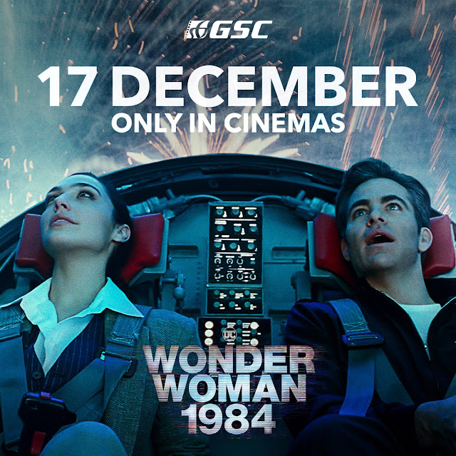 Rasmi! Wonder Women 84 Akan Ditayangkan Di Malaysia Pada 17 Disember 2020