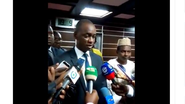 Cameroun Dialogue National: Cabral Libii chez le Premier Ministre Dion Ngute