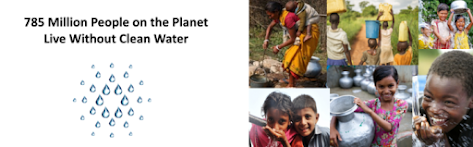 Cardano Blockchain & Clean water Stake Pool Supports NGO clean water projects.