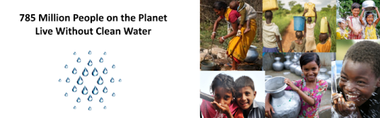 Cardano Blockch & Clean water Stake Pool Supports NGO clean water projects.