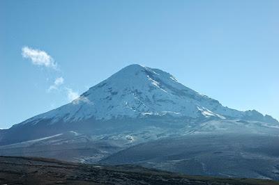 Mt Chimborazo - Gunung Chimborazo - EBAY FEBRYANT