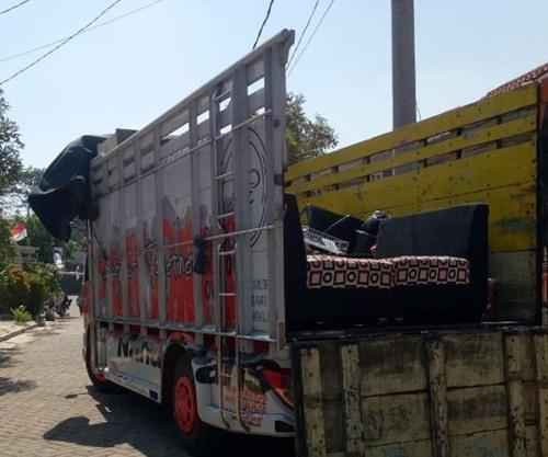 Jasa Angkutan Truk Denpasar Bali