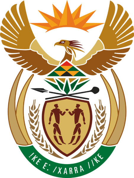 Logo of South Africa picture
